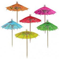 Pinchos de parasoles