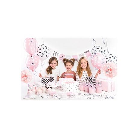 Pack cumpleaños tonos rosa Sweets