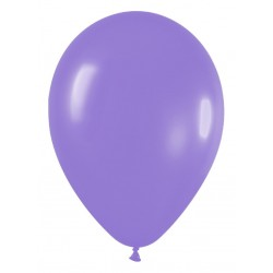 Globos de color violeta x 8