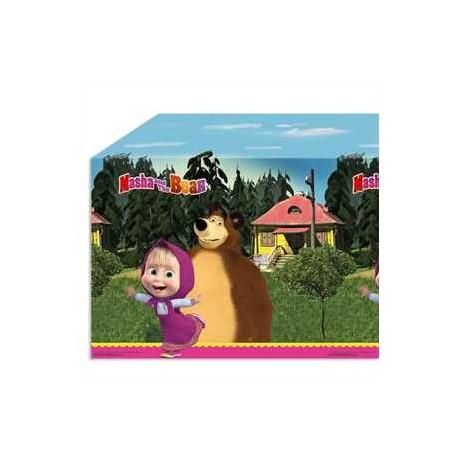 Mantel de Masha y el oso
