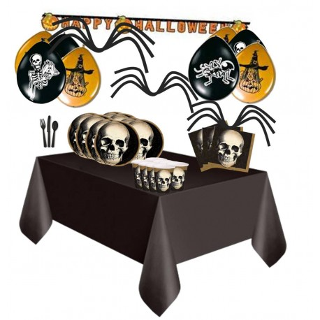 Pack Especial de Calaveras de Halloween