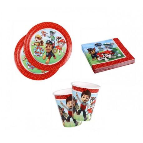 -Mini pack de La Patrulla Canina para 8