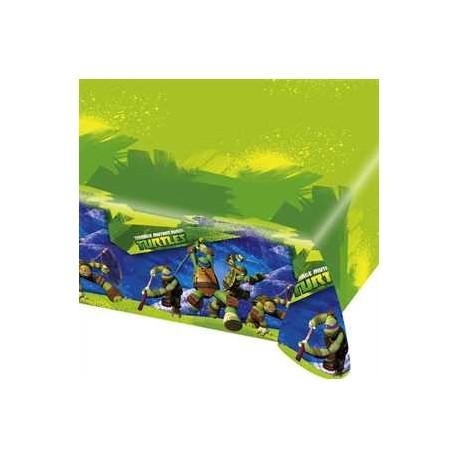 Mantel de Las Tortugas Ninja