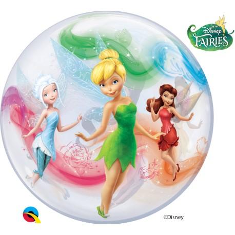 Globo burbuja de Campanilla y las Hadas