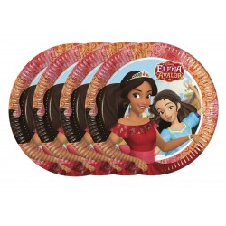 Platos de Elena de Avalor