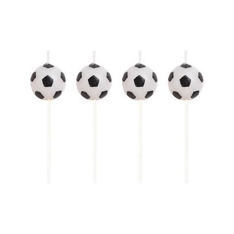 Velas de futbol