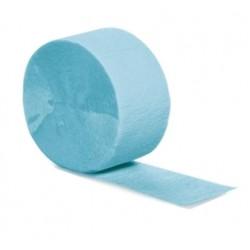 Cinta crepé azul pastel