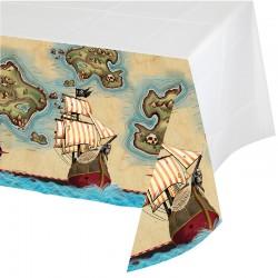 Mantel de Mapa del pirata