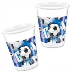 Vasos de futbol