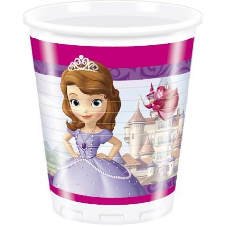 Vasos de la Princesa Sofía
