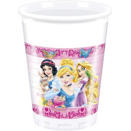 Vasos Princesas de Disney