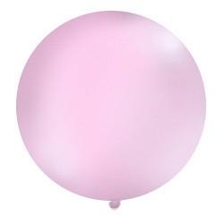 Globo gigante de color rosa pastel (1 m)