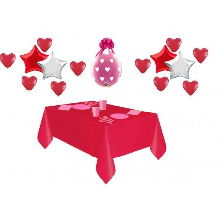 Pack especial de San Valentín con estrellas