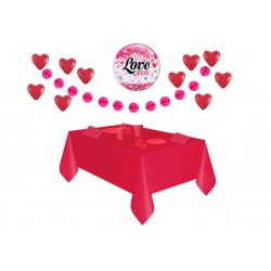 Pack especial de San Valentín Love you